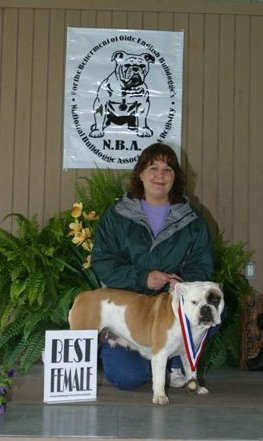 Show Photos National Bulldogge Association